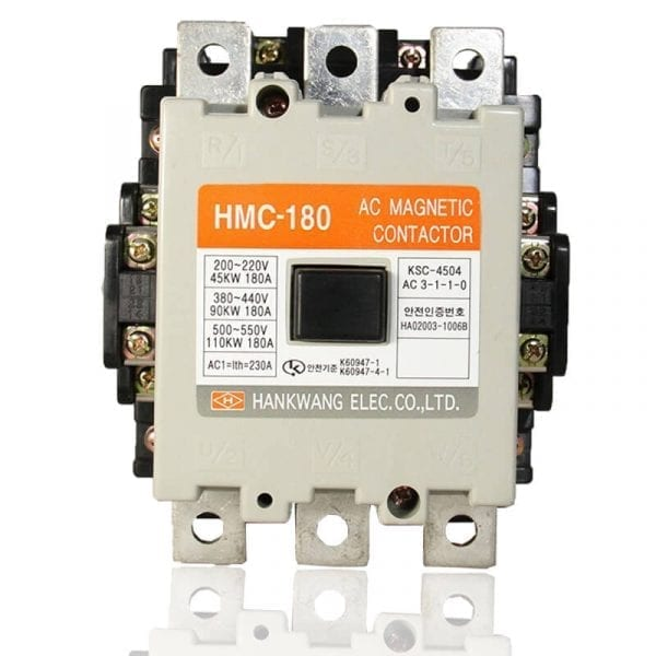 Khoi dong tu – Contactor Smat HMC-180 1