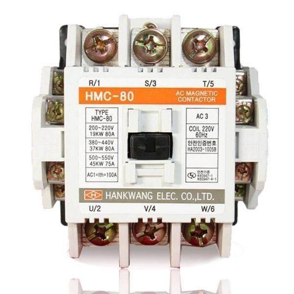 Khoi dong tu – Contactor Smat HMC-80 1