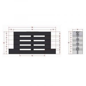 6T-Busbar terminal insulator