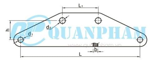 Hình 1: Khánh đơn (LS) (Ảnh: quanpham)