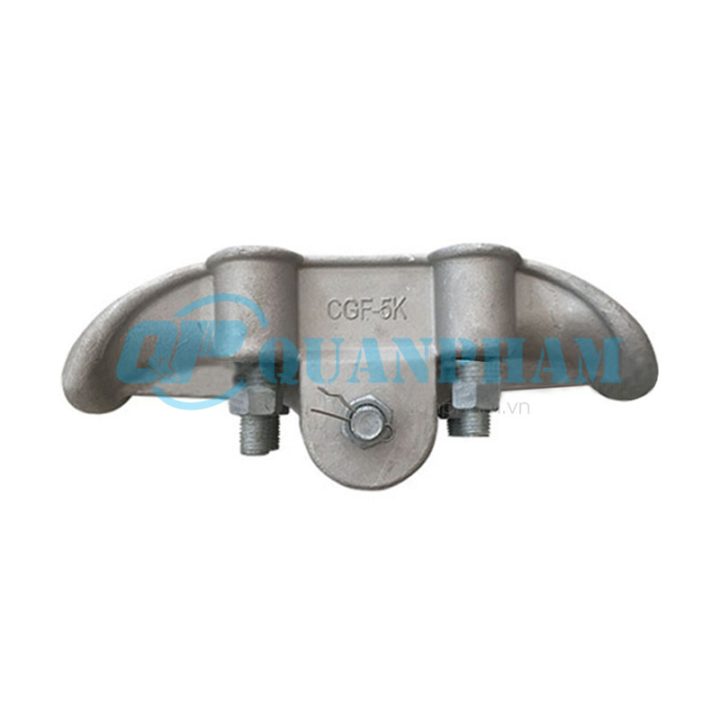 Khóa đỡ dây Suspension Clamps (type CGF – carried up) 5