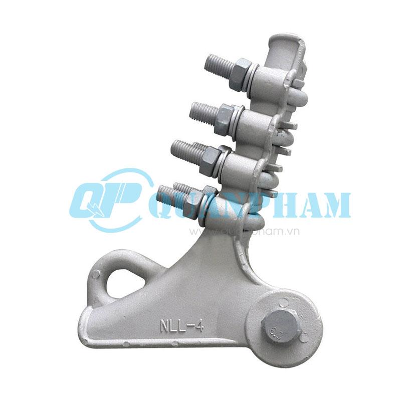 Khóa néo dây ACSR Bulong Strain Clamps for ACSR (type NLL – bolted) 3