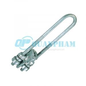Khóa néo nêm cho dây chống sét Wedge Clamps for Ground Wire (type NUT – adjustable) 3
