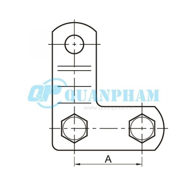 Mắc nối lắp ráp Assembly Links (type NR) 2