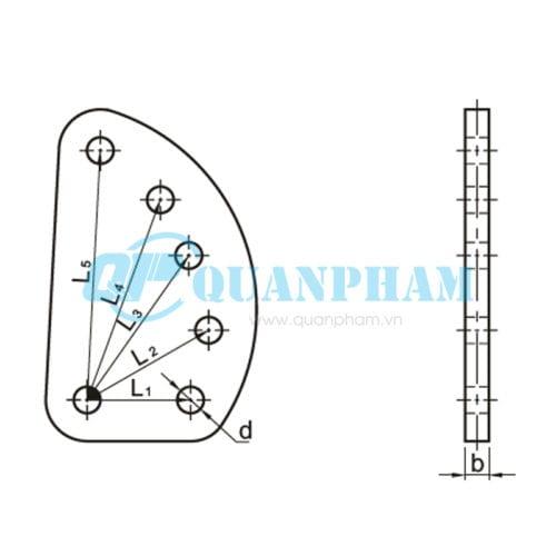 Hình 1: Mắc nối trung gian điều chỉnh (DB) (Ảnh: quanpham)