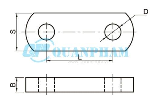 Hinh 1: Mắc nối trung gian (NG) (Ảnh: quanpham)