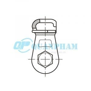 mac noi kep Socket Clevises (type WS) 2