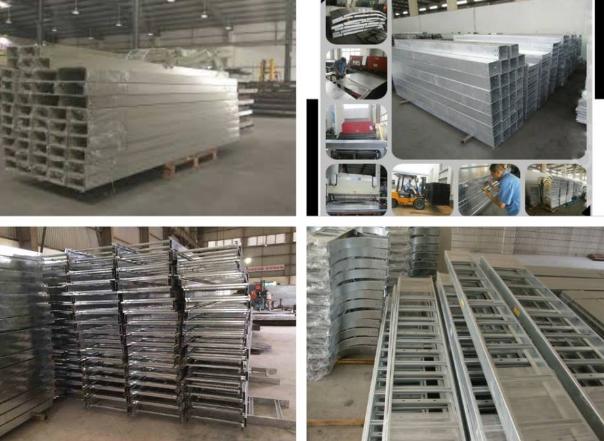 Xưởng sản xuất thang máng cáp uy tín tại HCM   Quan Pham
