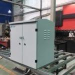 Vỏ tủ điện công nghiệp 2 cánh