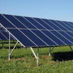 Hệ thống giá đỡ PV tấm pin năng lượng mặt trời