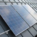 Hệ thống giá đỡ tấm pin năng lượng mặt trời lắp trên mái thiếc