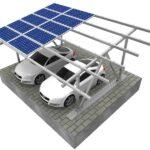 Hệ thống khung cho bãi đỗ xe