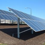 Hệ thông khung giá đỡ tấm pin năng lượng mặt trời cố định