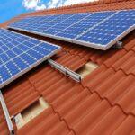 Hệ thông khung đỡ tấm pin năng lượng mặt trời lắp trên mái ngói