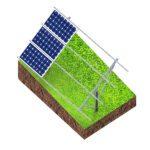 Hệ thông khung năng lượng mặt trời